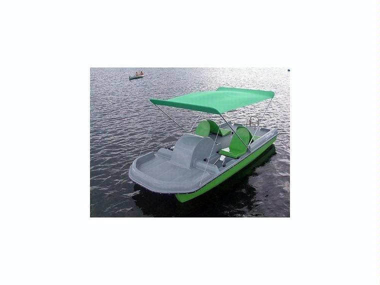Tretboot Flower En Brandeburgo Barcos A Motor De Ocasi N