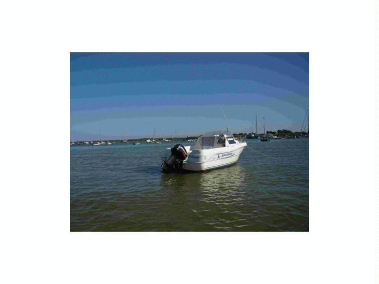 Quicksilver 450 cabine mercury 40 cv en el rompido for Cabine del fiume bandera