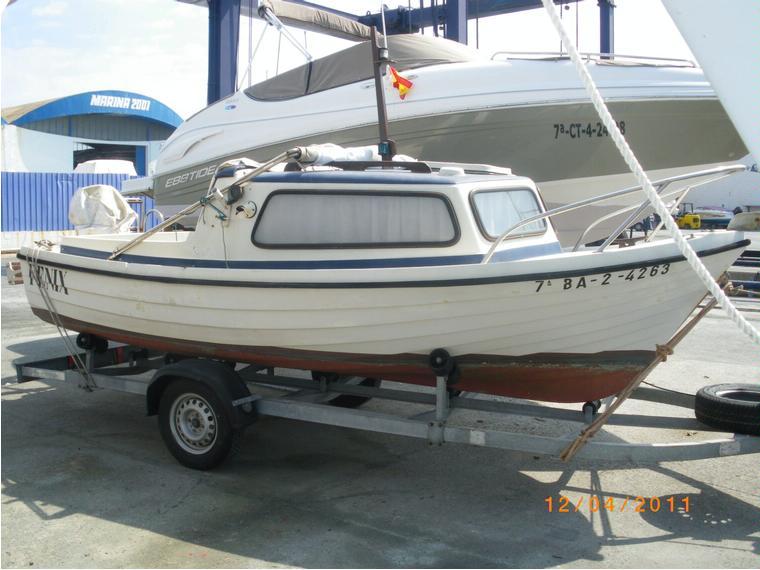 barco segunda mano taylor 50: