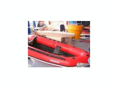 Zodiac France Bombard Aerotech 380 Inflatable