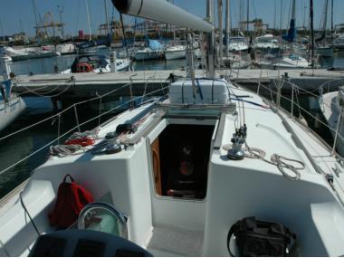 Janeau Sun Odyssey Legend 37 | Fotos 4 | Yate de vela