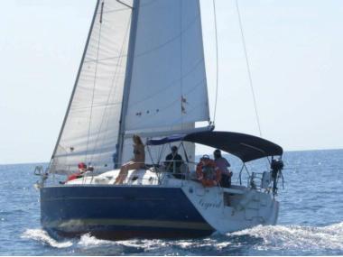 Benneteau Oceanis clipper 373