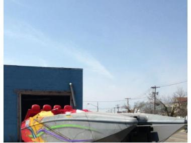 Ocean Express 31 catamaran | Fotos 2 | Barcos a motor