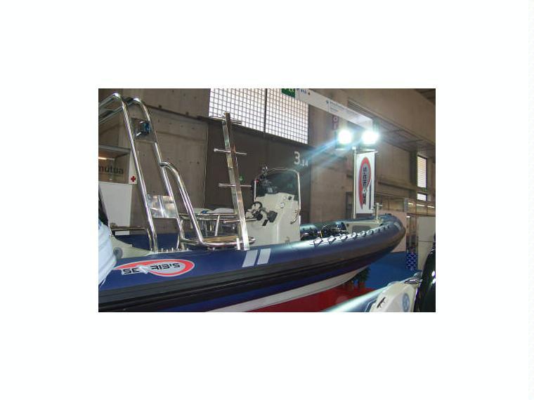 Sea rib s 760 sub en a coru a neum tica de ocasi n 48486 for Cosas de segunda mano en coruna