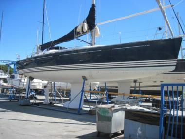 X Yachts 46