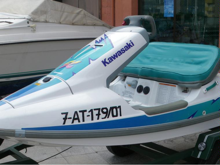 Kawasaki Sc Sport Cruiser For Sale