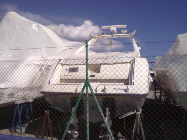 Tomahawk 41 nuevos motores en marina ibiza barcos a for Barcos sunseeker nuevos