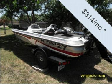 Nitro 18 Z 7 | Fotos 1 | Barcos a motor