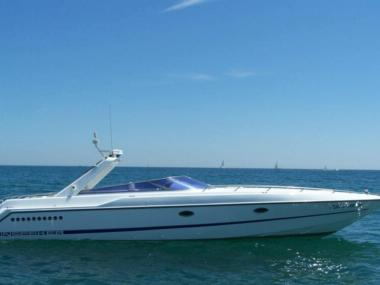 sunseeker 43 thunderhawk