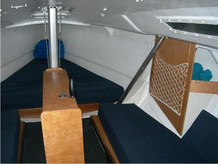 First class 8 en cn oropesa de mar veleros de ocasi n for First class 8 interieur