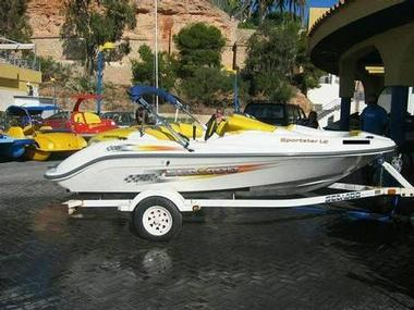 Seadoo Sportster LE | Fotos 1 | Barcos a motor