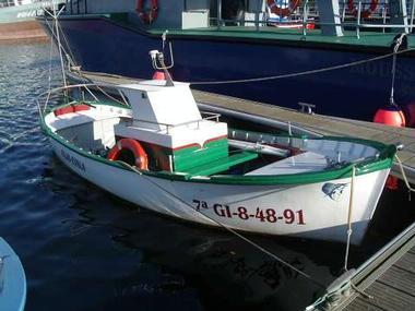 lancha de madera | Fotos 1 | Barcos a motor