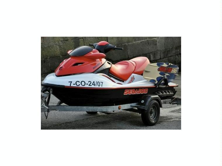 Sea doo wake 215 en a coru a motos acu ticas de ocasi n for Cosas de segunda mano en coruna