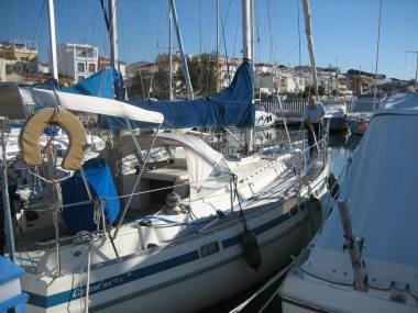 Contest Yachts 36