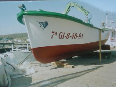 lancha de madera | Fotos 4 | Barcos a motor