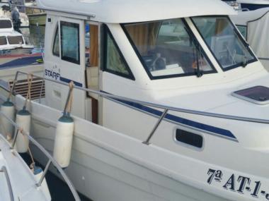 Starfisher 840 Fisher