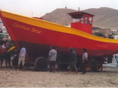 pesca artesanal | Fotos 1 | Barcos a motor