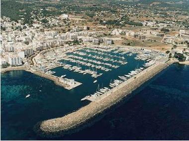 Puerto Deportivo Santa Eulalia Ibiza